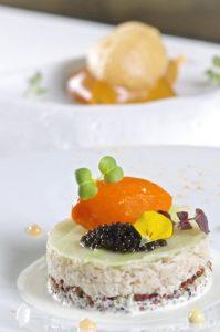 Caviar Perlita - Tourteau - Alexandre Baumard
