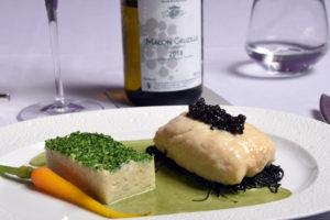 Caviar Perlita - Carré des Feuillants Merlu de ligne