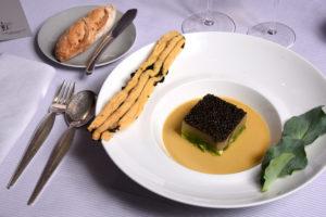 Caviar Perlita - Carré des Feuillants huîtres d'Arcachon